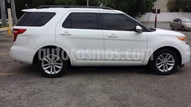 Foto venta carro Usado Ford Explorer Sport Auto. 4x4 (2012) color Blanco precio BoF10.000