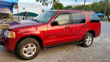 Foto venta Auto usado Ford Explorer XL 4x2 Aut (2004) color Rojo precio $89,000