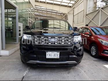 Foto venta Auto Usado Ford Explorer XL 4x2 Aut (2016) color Negro precio $387,500