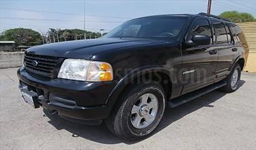 Foto venta carro Usado Ford Explorer XLT  4x2 (2005) color Negro precio u$s6.800