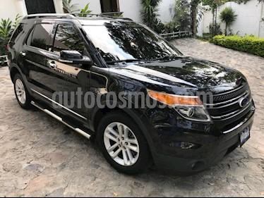 Ford Explorer XLT 4 Ptas. 4x2 usado (2015) color Negro precio BoF69.900