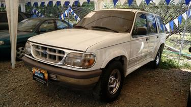 Foto venta Carro Usado Ford Explorer XLT 4 Ptas.Autom. (1997) color Blanco precio $17.000.000