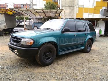 Ford Explorer XLT 4 Ptas.Sinc. usado (1996) color Verde precio $14.000.000