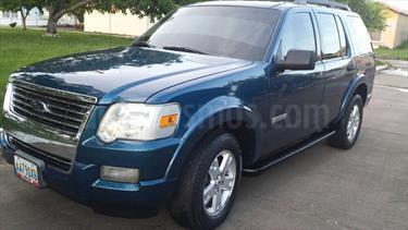 Foto venta carro usado Ford Explorer XLT 4.6L Aut 4x2 (2011) color Azul precio u$s8.300