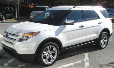Foto venta carro usado Ford Explorer XLT 4.6L Aut 4x2 (2015) color A eleccion precio BoF150.000.000