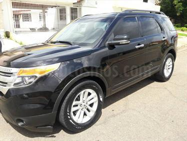 Ford Explorer XLT 4.6L Aut 4x2 usado (2012) color Negro Onix precio u$s16.500
