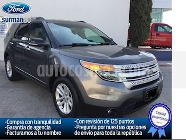 Foto venta Auto Seminuevo Ford Explorer XLT 4x2 Piel (2013) precio $325,000
