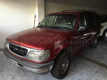 foto Ford Explorer XLT 4x2