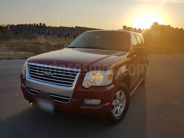 Foto venta Auto Seminuevo Ford Explorer XLT 4x4 4.6L Sport V8 (2008) color Rojo Granada precio $110,000