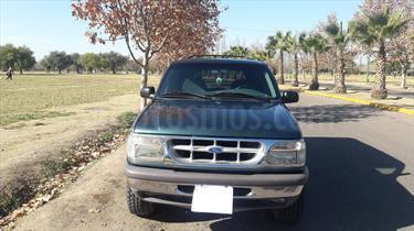 Foto venta Auto Usado Ford Explorer XLT 4x4 (1997) color Verde precio $185.000