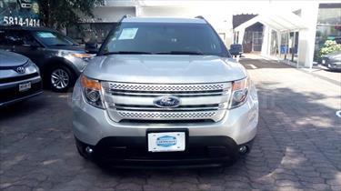 foto Ford Explorer XLT Base Piel