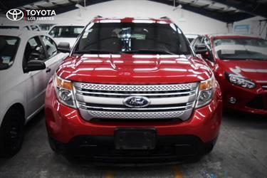 foto Ford Explorer XLT Base