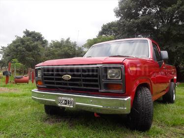 Foto venta Auto Usado Ford F-100 3.6L  (1986) color Rojo Alfa precio $190.000