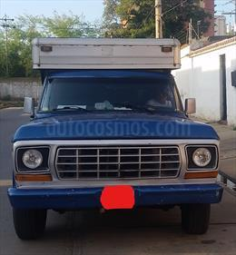 foto Ford F-100 pick up