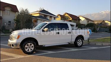 Foto Ford F-150 3.7L XLT 4x2  usado (2013) color Blanco Oxford precio $11.500.000