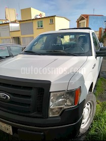 Foto venta Auto usado Ford F-150 Cabina Regular 4x2 V6 (2012) color Blanco precio $185,000