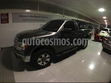 Foto venta Auto Seminuevo Ford F-150 Cabina Regular 4x4 V6 (2011) color Gris Nocturno precio $200,000