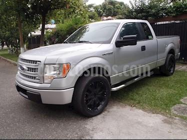 Foto venta Auto usado Ford F-150 Doble Cabina 4x2 V6 (2014) color Plata Estelar precio $319,000