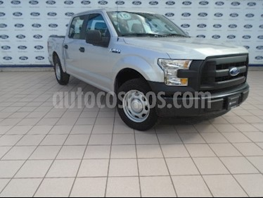 Foto venta Auto Seminuevo Ford F-150 Doble Cabina 4x2 V6 (2015) color Plata Estelar precio $360,000