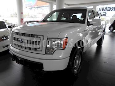 Foto venta Auto Seminuevo Ford F-150 Doble Cabina 4x4 V8 (2014) color Blanco Oxford precio $329,000