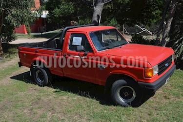 Foto venta Auto usado Ford F-150 DSL (1989) color Rojo precio $165.000