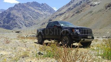 Foto venta Auto Usado Ford F-150 Raptor 6.2L  (2012) color Negro Tuxedo precio $21.000.000