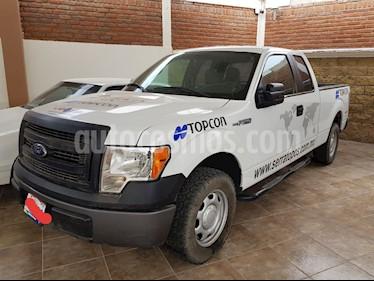 Foto venta Auto Seminuevo Ford F-150 XL 4.2L V6 Aut (2013) color Blanco precio $225,000