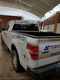 Foto venta Auto Usado Ford F-150 XL 4.2L V6 Aut (2013) color Blanco precio $225,000