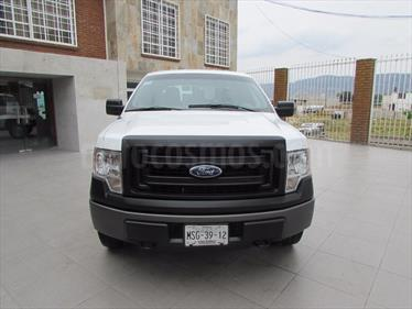 Foto venta Auto usado Ford F-150 XL 4x4 5.0L Doble Cabina (2014) color Blanco Oxford precio $255,000