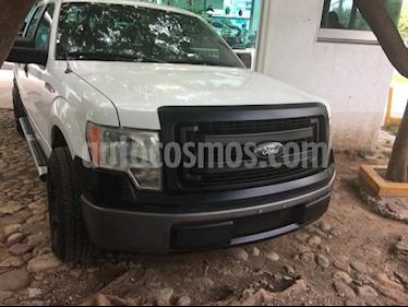 Foto venta Auto Seminuevo Ford F-150 XL Doble Cabina 4x2 V6 (2013) color Blanco precio $310,000