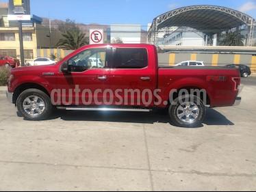 Foto Ford F-150 XLT 5.0L 4x4 usado (2016) color Rojo Cerezo precio $17.300.000