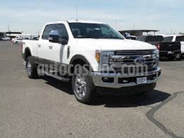 Foto venta carro Usado Ford F-250 6.2L Doble Cabina 4x4 (2018) color Blanco precio BoF250.000.000