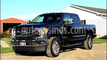 Foto venta carro Usado Ford F-350 5.4L 4x2 (2017) color Negro