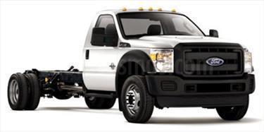 Foto venta carro usado Ford F-350 5.4L 4x4 Aa (2014) color Blanco precio u$s98.100.000