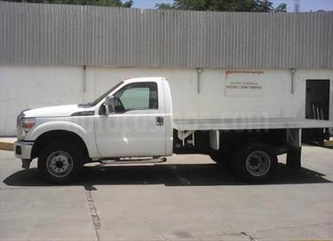 Foto Ford F-350 5.4L 4x4 usado (2012) color Blanco precio BoF60.000.000