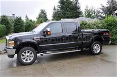Foto venta carro usado Ford F-350 5.4L 4x4 (2010) color Negro precio BoF1.000.000