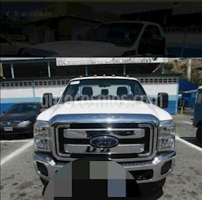 Foto Ford F-350 5.4L 4x4 usado (2017) color Blanco precio BoF2.140.000.000