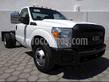 Foto venta carro Usado Ford F-350 5.4L 4x4 (2015) color Blanco precio BoF317.520