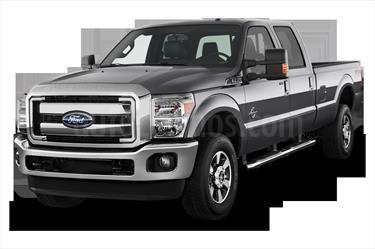 Foto venta carro usado Ford F-350 6.2L 4x4 (2016) color Gris precio BoF480.000.000