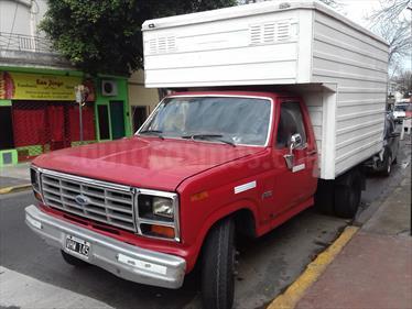 Foto venta Auto usado Ford F-350 Diesel (1983) color Rojo Autentico precio $260.000