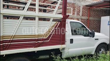Foto venta Auto usado Ford F-350 XL 5.4L Chasis (2007) color Blanco Oxford precio $160,000