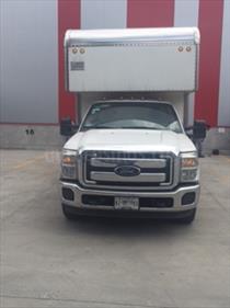 Foto venta Auto Seminuevo Ford F-350 XL 6.2L (2013) color Blanco Oxford precio $345,000