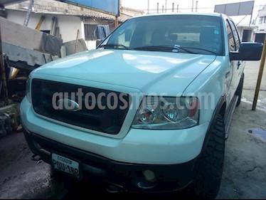Foto venta Auto usado Ford F150 XLT 4x4 Cabina Doble (2006) color Blanco precio u$s15.800