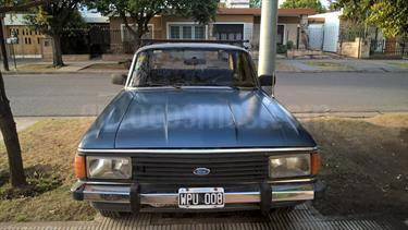 Foto venta Auto Usado Ford Falcon 3.0L GL (1986) color Azul Marino precio $65.000