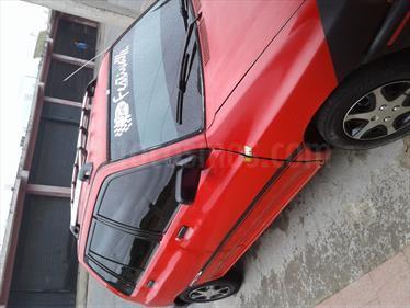 Foto venta carro usado Ford Festiva casual 1.4 (1992) color Rojo precio BoF400.000