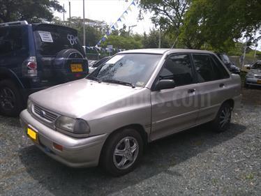 Foto venta Carro usado Ford Festiva festiva (1997) color Plata precio $5.500.000