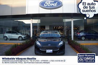 Foto Ford Fiesta Hatchback S