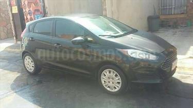 Foto venta Auto Seminuevo Ford Fiesta Hatchback S (2014) color Negro Profundo precio $125,000