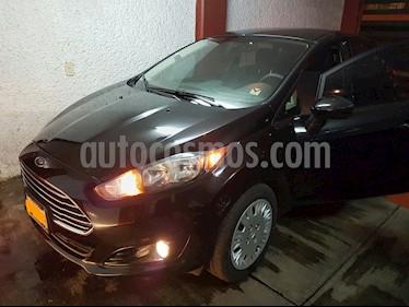 Foto venta Auto Seminuevo Ford Fiesta Hatchback S (2014) color Negro precio $125,000