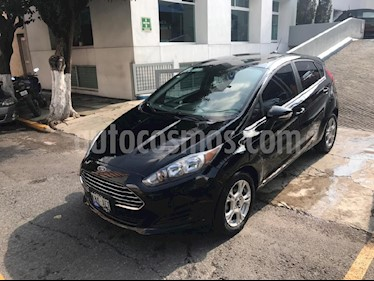 Foto venta Auto Seminuevo Ford Fiesta Hatchback SE  (2016) color Negro precio $187,900